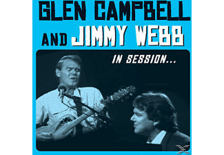 Glen Campbell, Jimmy Webb - In Session - (CD + DVD Video)