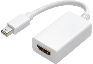 VIVANCO Adapter Mini DisplayPort hane/HDMI hona