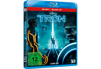 TRON: Legacy (3D-Edition) - (3D Blu-ray)