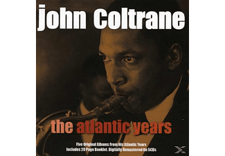 John Coltrane - The Atlantic Years - (CD)