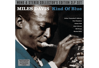 Miles Davis - Kind Of Blue-Mono & Stereo Versions (180g Vinyl) - (Vinyl)