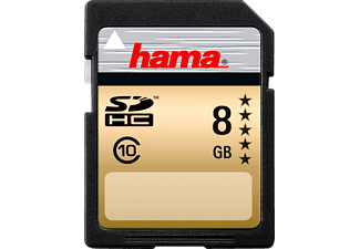 HAMA 104366, SDHC, 8 GB, 22 MB/s