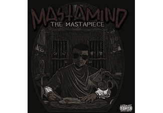 Mastamind - The Mastapiece - (CD)