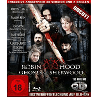 Robin Hood: Ghosts of Sherwood (3D + 2 Brillen) [Blu-ray]