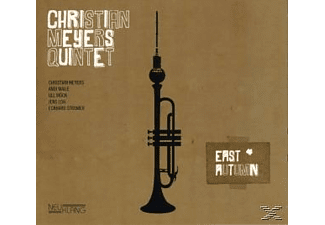 Christian Meijers Quintet - East Autumn - (CD)
