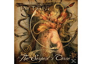 Pythia - The Serpent's Curse [CD]