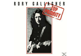 Rory Gallagher - Top Priority - (Vinyl)