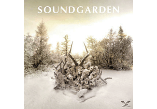 Soundgarden King Animal Disco CD