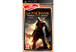 God of War: Ghost of Sparta Essentials PSP