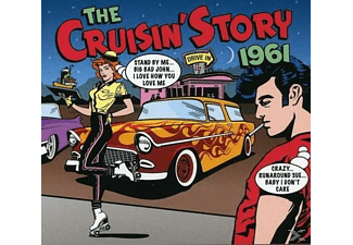 VARIOUS - The Cruisin' Story 1961 - (CD)