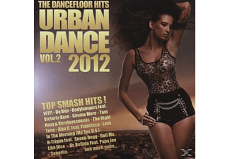 VARIOUS - Urban Dance 2012 Vol.2 - (CD)