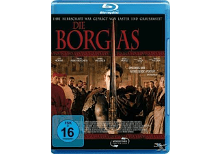 Die Borgias - (Blu-ray)