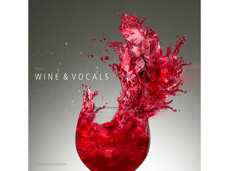 VARIOUS - A Tasty Sound Collection: Wine & Vocals [CD]