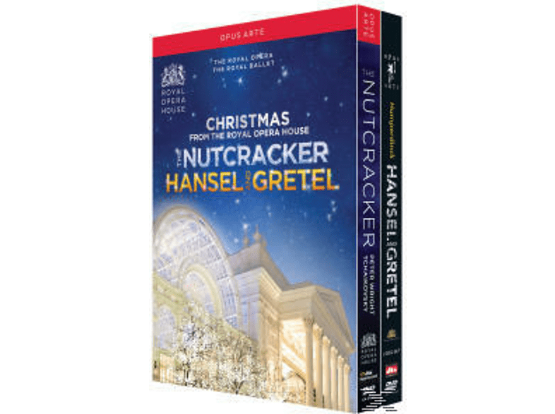 Orchestra Of The Royal Opera House, VARIOUS - A Christmas Celebration - The Nutcracker / Hansel And Gretel [DVD]