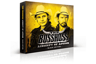 The BossHoss - LIBERTY OF ACTION (BLACK EDITION) [CD]
