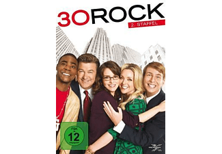 30 Rock - Staffel 2 - (DVD)