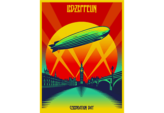 Led Zeppelin - Celebration Day - (CD + Blu-ray Disc)