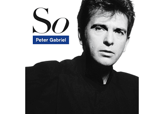 Peter Gabriel - SO (25TH ANNIVERSARY SPECIAL EDITION) - (CD)