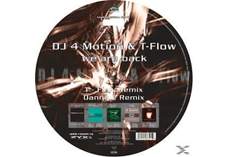T-flow, Dj 4 Motion & T-flow - We Are Back - (Vinyl)