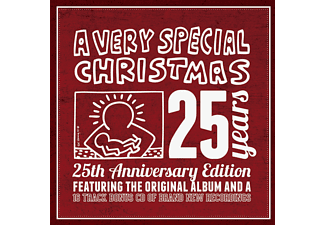 VARIOUS - A Very Special Christmas (25th Anniversary) [CD]