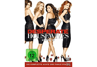 Desperate Housewives - Die komplette 8. Staffel Komödie DVD