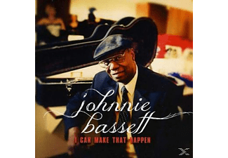 Johnnie Bassett - I Can Make That Happen - (CD)