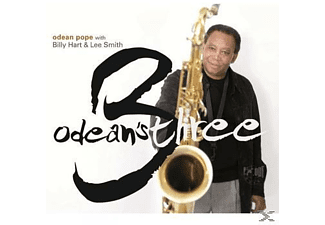 Billy Hart, Lee Smith, Odean Pope - Odean's Three - (CD)