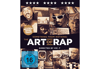 Something from Nothing: The Art of Rap - (Blu-ray)