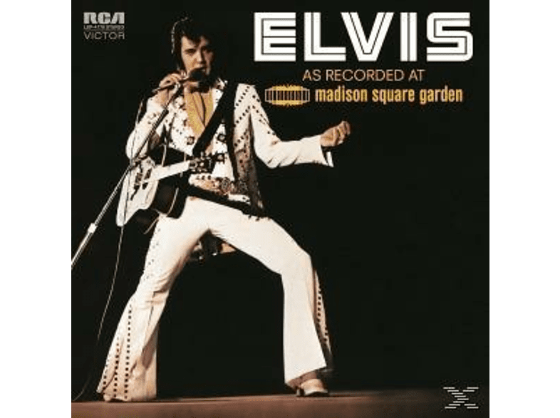 Elvis Presley - Elvis: As Recorded At Madison Square Garde [Vinyl]