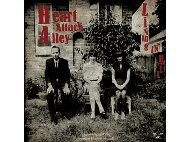 Heart Attack Alley - Living In Hell [CD]