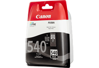 CANON CANON INK CARTRIDGE PG-540BK  (Schwarz)