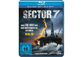 Sector 7 3D - (3D Blu-ray)