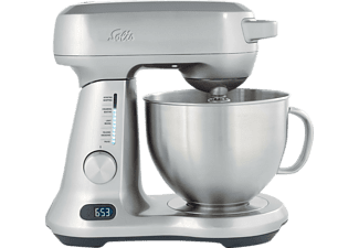 SOLIS 808 Kitchen Queen Pro Zilver
