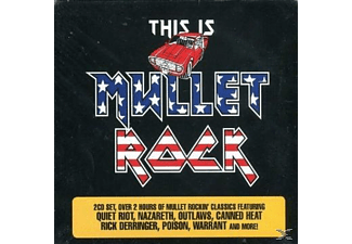 VARIOUS - This Is Mullet Rock - (CD)