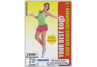 Your Best Body/Step Aerobic Fatburner2 [DVD]