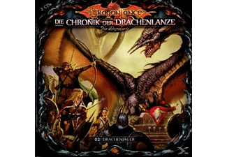 Die Chronik der Drachenlanze 02: Drachenjäger - 2 CD - Science Fiction/Fantasy