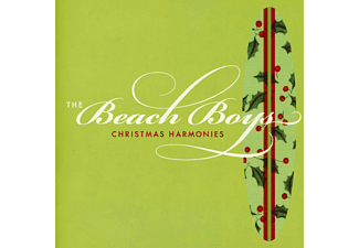 The Beach Boys - CHRISTMAS HARMONIES - (CD)