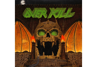 Overkill - The Years Of Decay - (CD)