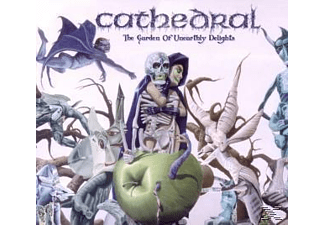 Cathedral - The Garden Of Unearthly Delights - (CD)