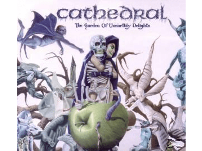 Cathedral - The Garden Of Unearthly Delights [CD]