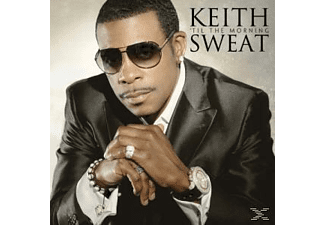 Keith Sweat - Til The Morning - (CD)