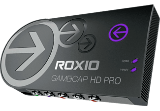 PC - Roxio Game Capture HD Pro /Mehrspachig