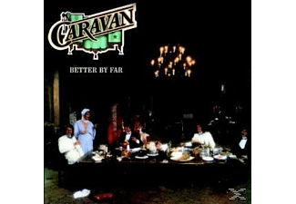 Caravan - Better By Far - (CD)