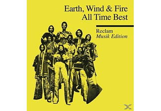 Earth, Wind & Fire - All Time Best - Reclam Musik Edition - (CD)