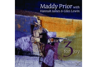 Maddy Prior, Hannah James, Giles Lewin - 3 For Joy - (CD)