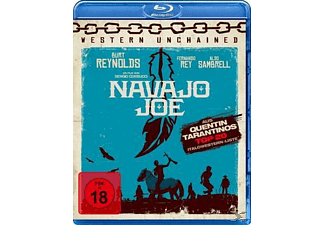 NAVAJO JOE (WESTERN UNCHAINED 3) - (Blu-ray)