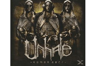 Unhale - Human Race - (CD)