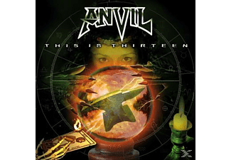 Anvil - This is Thirteen-Re-Release - (CD)
