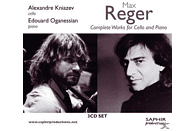 Alexandre Kniazev, Edouard Oganessian - Complete Works for Cello and Piano [CD]