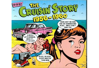 VARIOUS - The Cruisin' Story 1956-1960 - (CD)